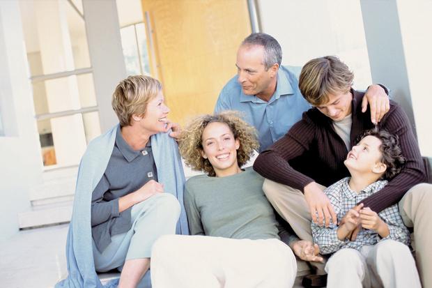 Фото №6 - Все на одного: мама, папа, а также их родители