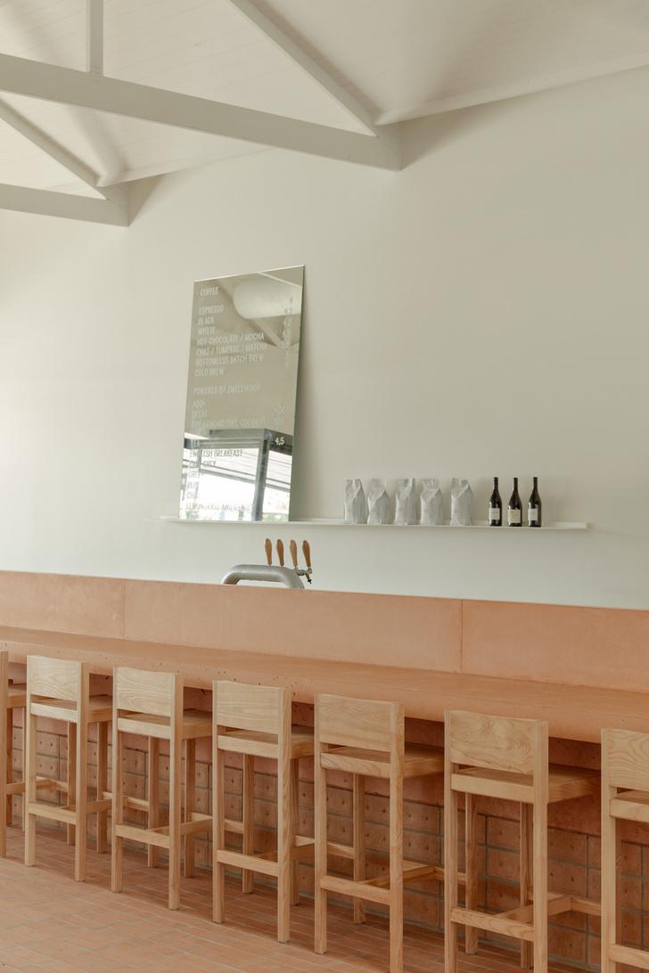 Фото №2 - Минималистское кафе Prior в Мельбурне