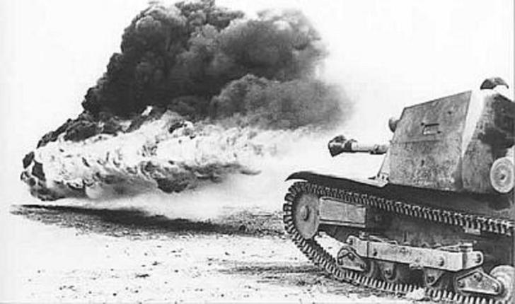Фото №3 - «Степень поджарки— well done»: сложная судьба огнеметного танка