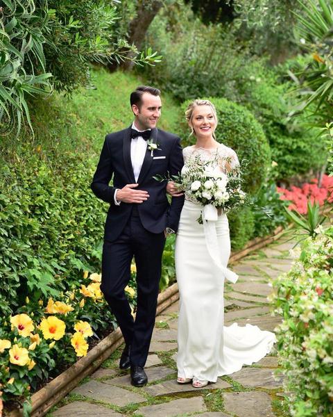 Фото №3 - Мистер и миссис Долгопупс: звезда «Гарри Поттера» женился