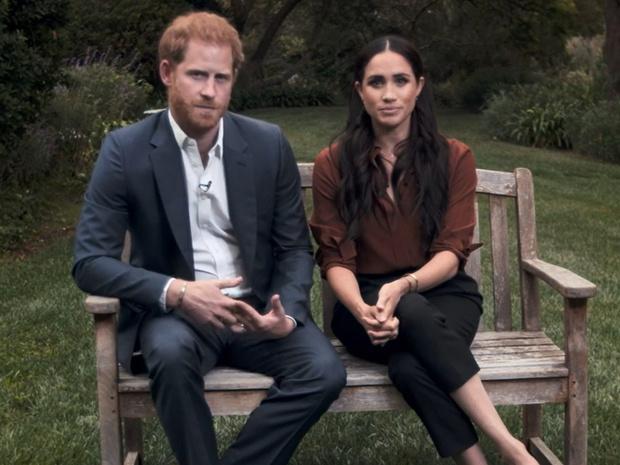 Фото №2 - Полгода после «Мегзита»: смогли ли Гарри и Меган обрести счастье в Америке (спойлер— не совсем)