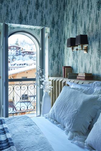 Фото №11 - Отель Grand Hôtel du Soleil d'Or: жемчужина Межева