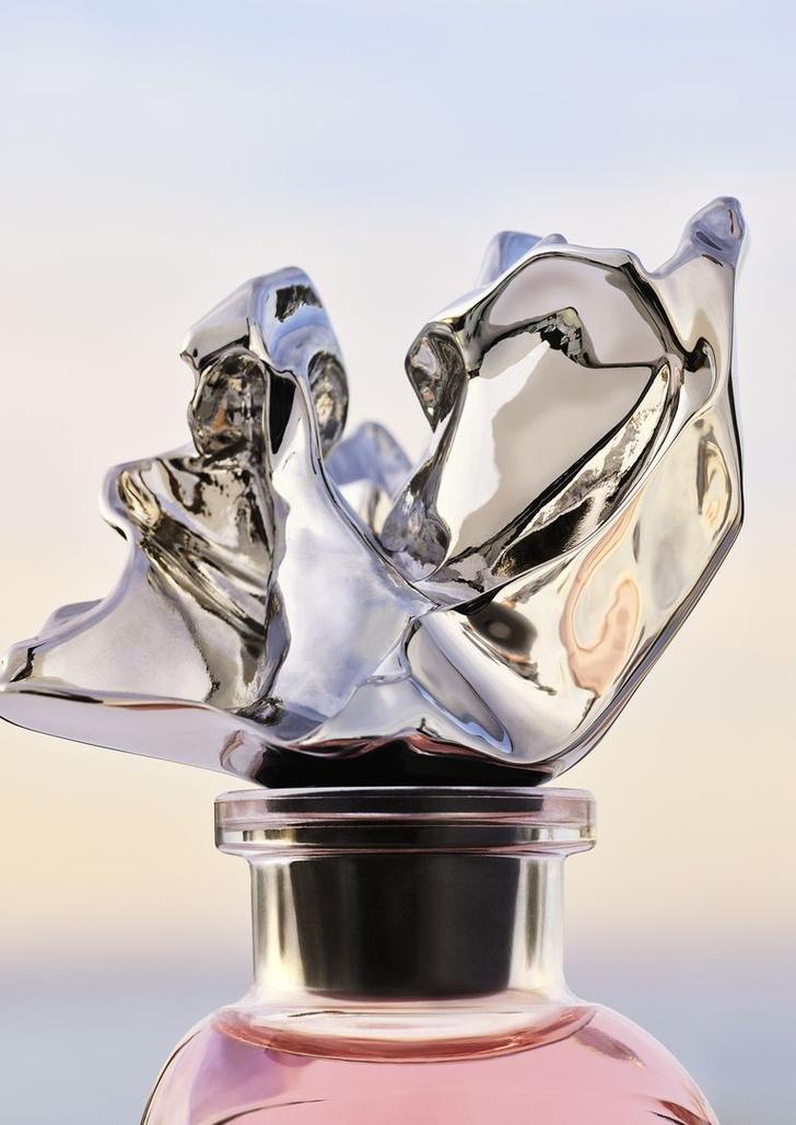Фото №3 - Большой всплеск: флаконы Фрэнка Гери для ароматов Louis Vuitton
