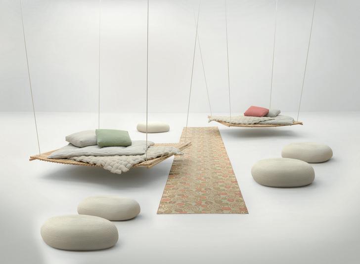 Фото №1 - Eres: новая коллекция мебели Paola Lenti