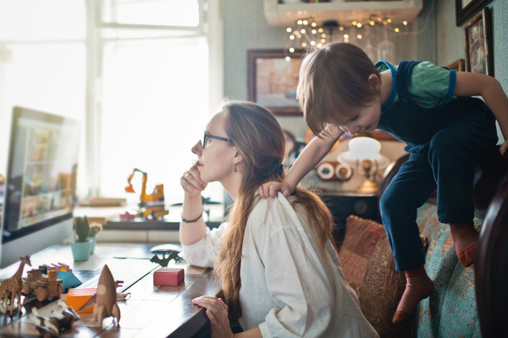 трудности современного родительства