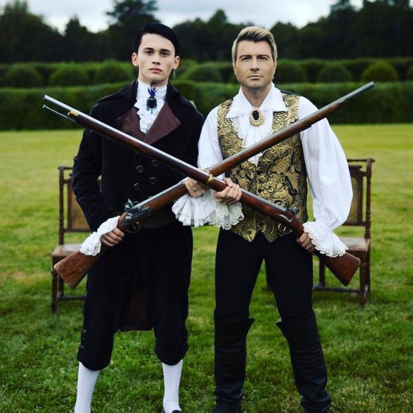 Фото №2 - Похоже, нас ждет новый фит Дани Милохина и Николая Баскова