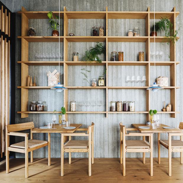 Фото №7 - Уютный ресторан Substans в Дании