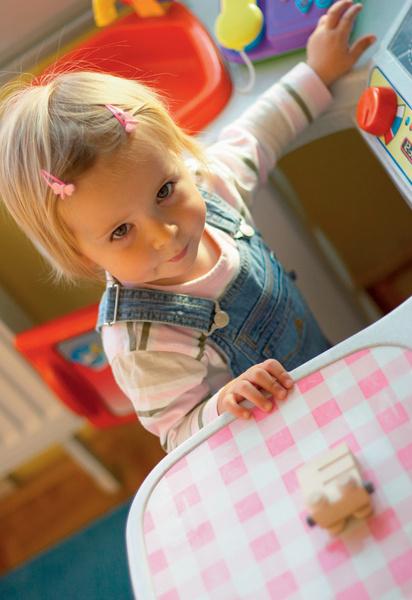 Фото №3 - Направить энергию ребенка в мирное русло