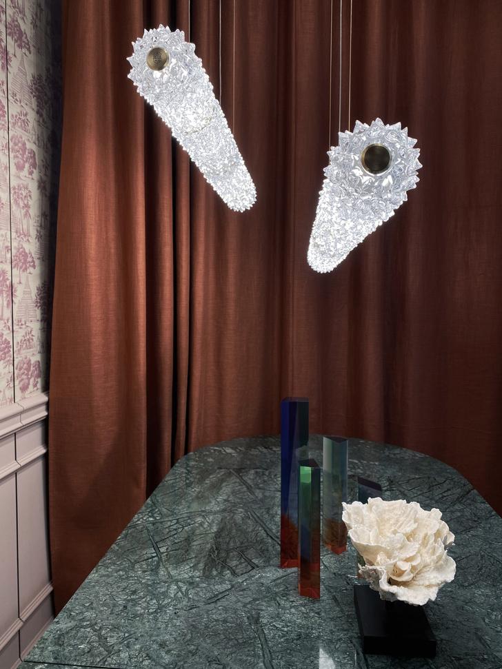 Фото №8 - Opéra: новая коллекция Barovier & Toso по дизайну Филиппа Нигро