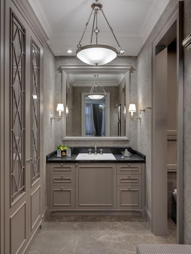 Фото №12 - Светлая классическая квартира 59 м² в Москве