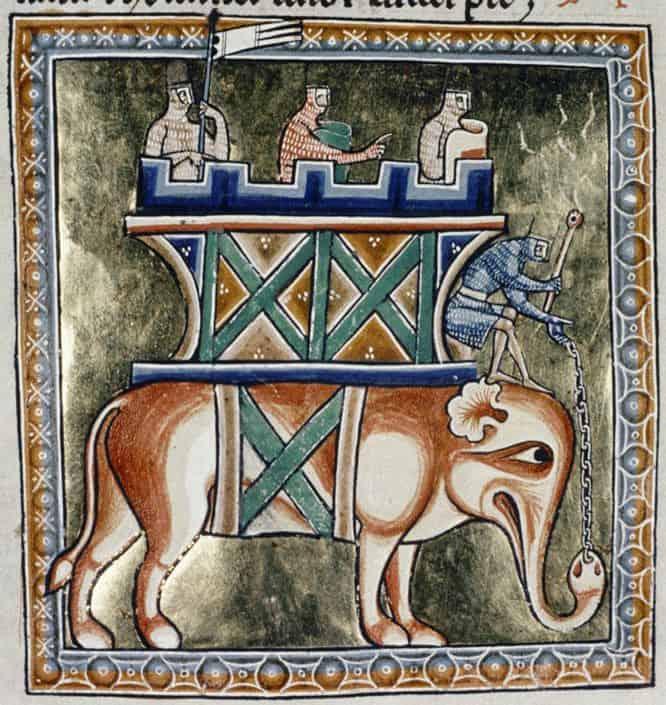 Фото №5 - Как в старину художники изображали животных, которых никогда не видели (25 странных существ)