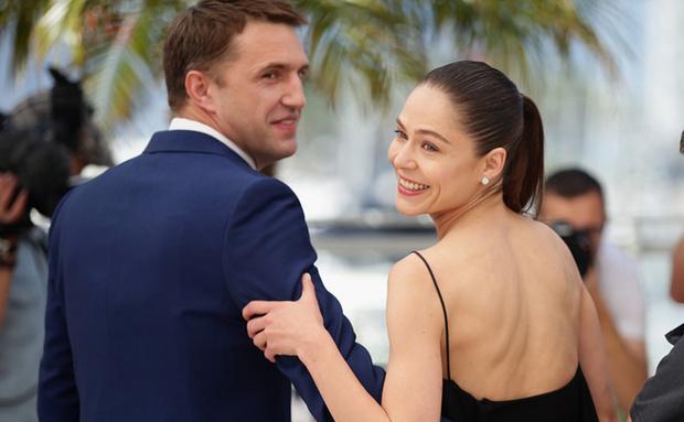 Владимир Вдовиченков и Елена Лядова пара