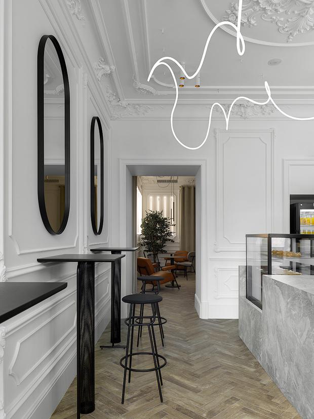 Фото №7 - Кофейня в бывшем доходном доме в Саратове