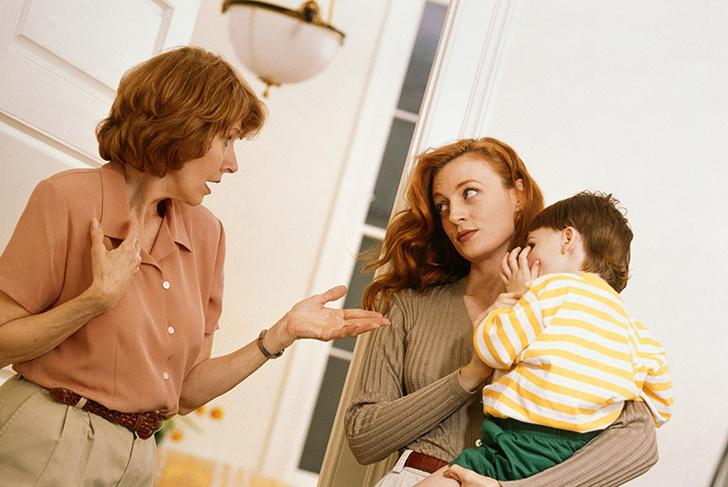 конфликты матери со взрослой дочерью