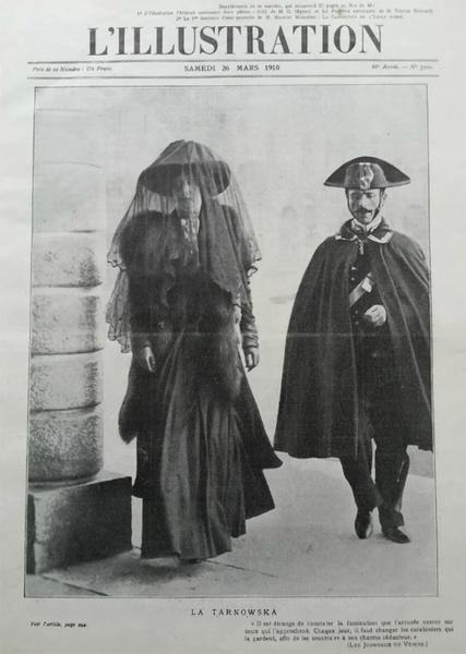Фото №4 - Рыжеволосый дьявол: как графиня Мария Тарновская зарабатывала состояние на «дурачках»-мужчинах