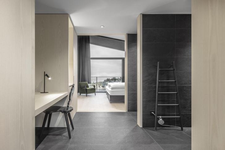 Фото №15 - Отель в Южном Тироле по проекту Петера Пихлера