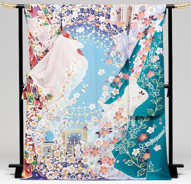 Фото №7 - Олимпиада в Токио 2020: кимоно для стран-участниц