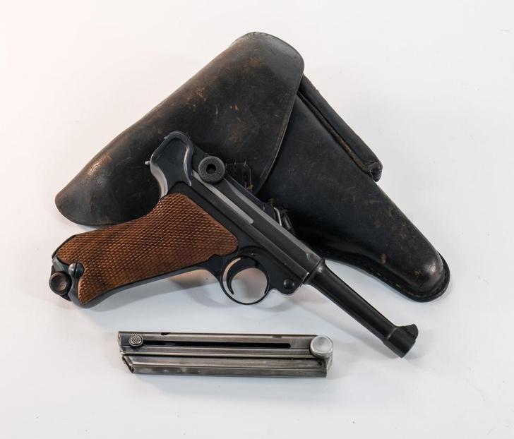 """Фото №2 - «Я дам вам """"Парабеллум""""!»— пять убойных фактов из жизни самого крутого немецкого пистолета"""