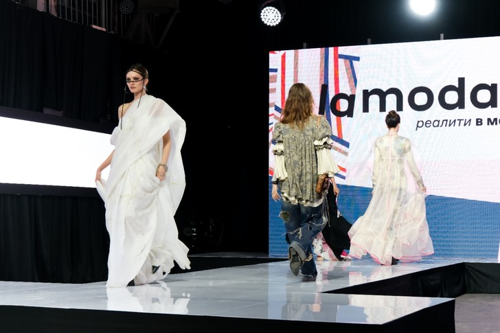 Фото №2 - «Реалити в моде»: Lamoda выпустила первую серию шоу с участием молодых дизайнеров
