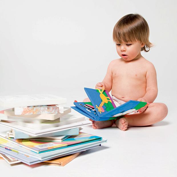 Фото №3 - Нагрузки на заре детского разума