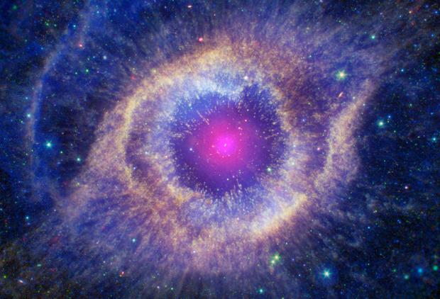 Фото №7 - 6 новых фотографий глубокого космоса от NASA