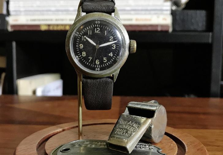 Фото №10 - Часы войны: история возникновения наручных часов
