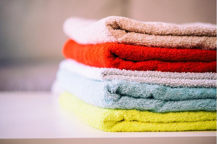 Фото №2 - Как избежать появления пятен на полотенцах: отвечают подписчицы Woman.ru