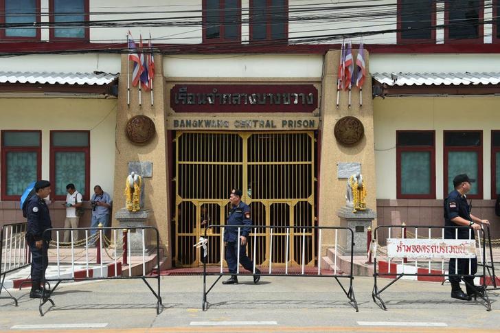 Фото №2 - Бангкванг— тюрьма с самыми худшими условиями в мире