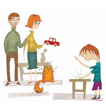 Фото №1 - Как дети любят своих родителей