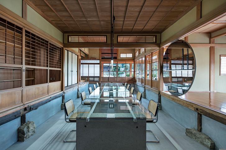 Фото №3 - Офис и мастерская керамики в традиционном японском доме