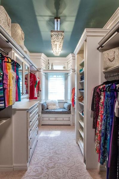 Фото №5 - Полный порядок: идеи для гардеробной мечты