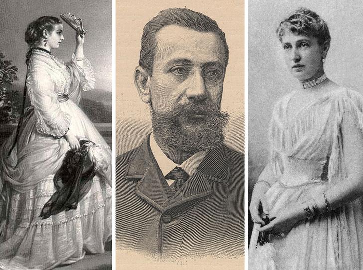 Фото №7 - «Ни один Гримальди не будет счастлив в браке»: 7 жертв проклятия княжеской семьи Монако
