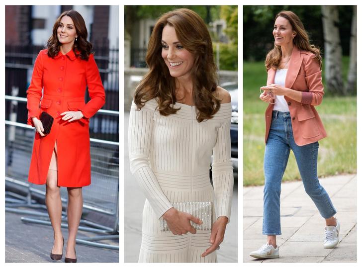 Фото №1 - Стоп-лист: 7 вещей, которые герцогиня Кейт практически никогда не носит на публике