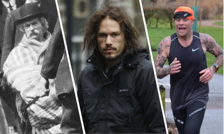 Фото №1 - 8 последних фотографий знаменитых людей