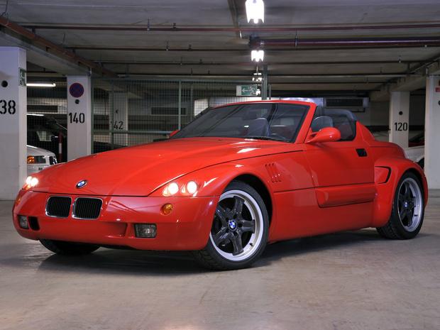 Фото №1 - 10 BMW, которым не повезло с внешностью