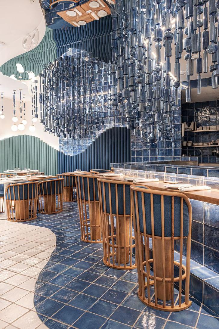 Фото №11 - Эклектичный ресторан La Sastrería в Валенсии
