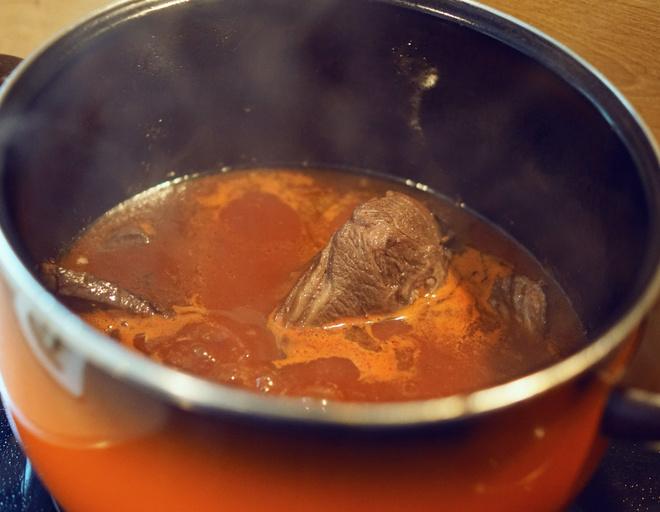 как варить баранину