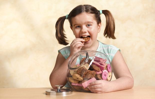 Фото №2 - Отчего толстеют дети и как с этим бороться