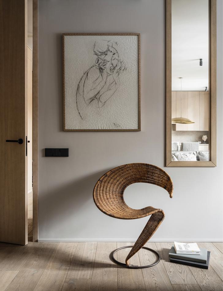 Фото №6 - Законы природы: квартира дизайнера Анастасии Комаровой