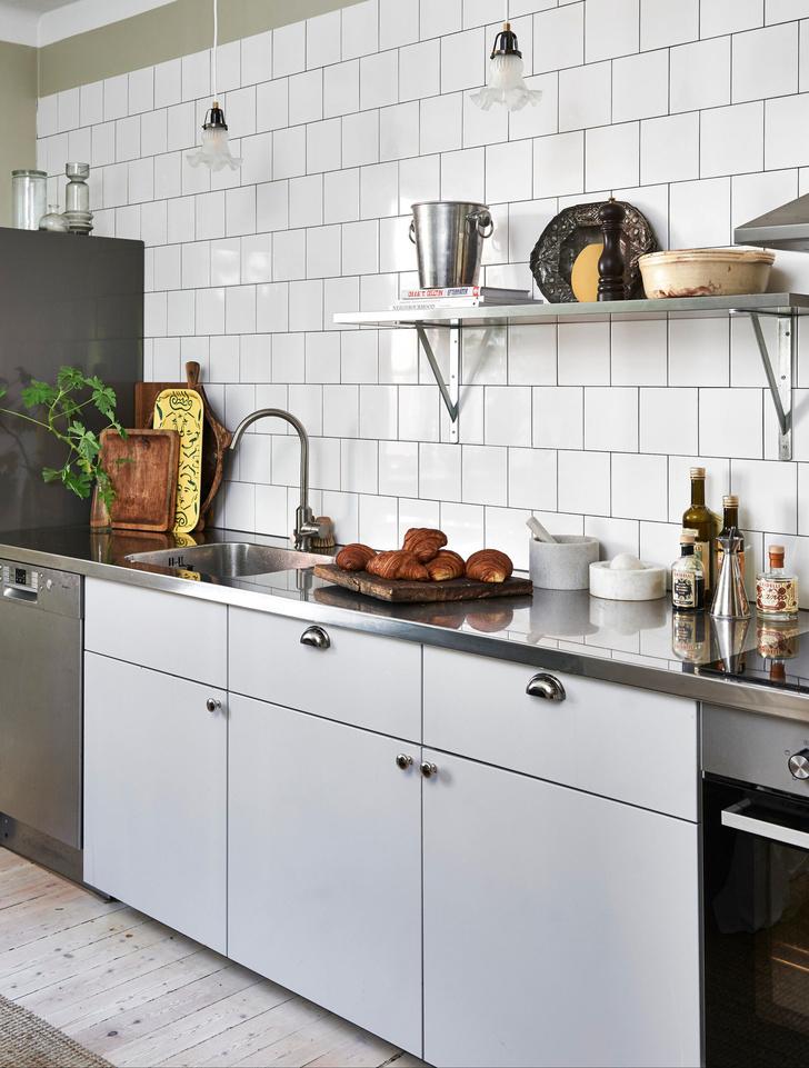 Фото №2 - Кухня в скандинавском стиле: 5 полезных советов