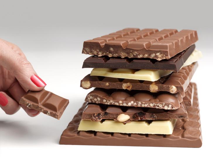 Фото №4 - Вся правда о том, какой шоколад полезнее: белый, темный или молочный 🍫