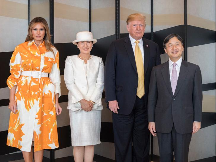 Фото №4 - Особая монархия: 6 самых странных правил японского королевского протокола