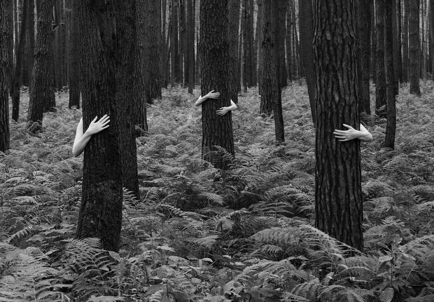 Фото №7 - Андрей Троицкий: фотопортреты в стиле сюрреализма