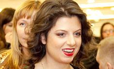 Маргарита Симоньян впервые стала мамой