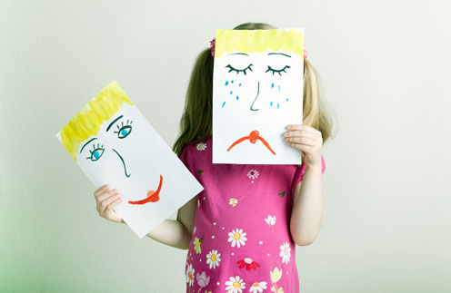 Кризисы развития ребенка