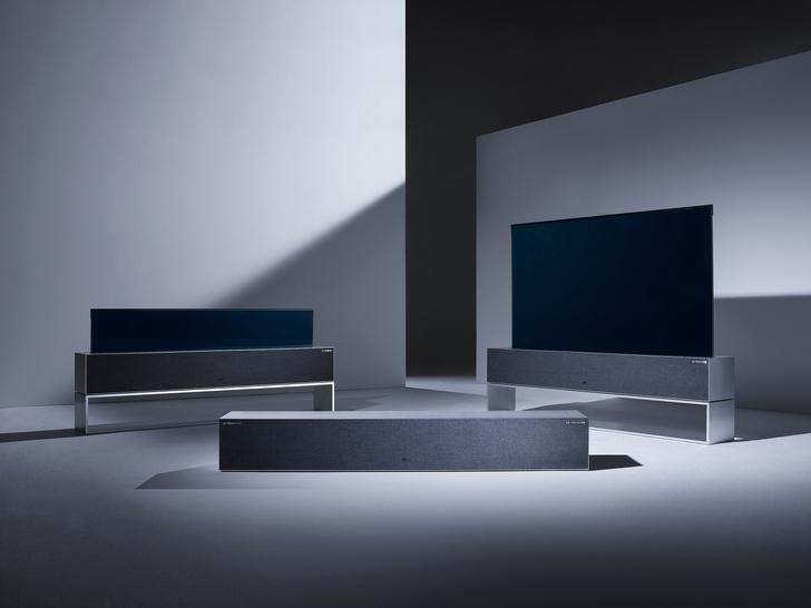 Фото №3 - Новое видение: гибкий телевизор LG Signature