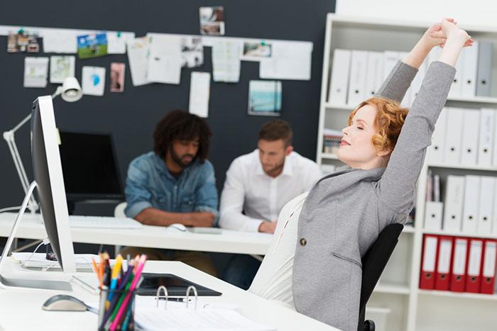 Фото №2 - Как правильно организовать рабочее место