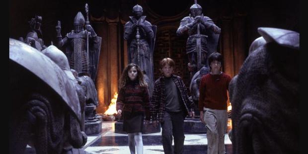 Фото №2 - «Гарри Поттер»: 9 сцен, которые доказывают, что Гарри и Гермиона соулмейты