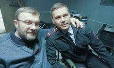 Коллега Пореченкова спас его на съемках от серьезной травмы