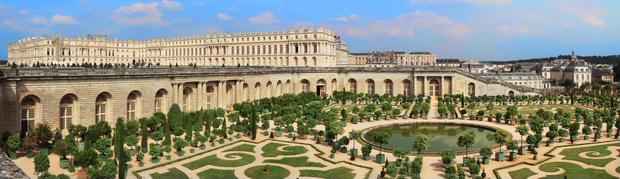 Фото №9 - Breaking News: на территории Версаля открывается отель